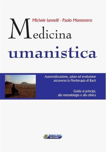 Copertina del libro medicina umanistica