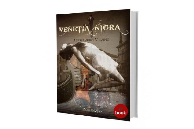 Copertina del libro Venetia Nigra