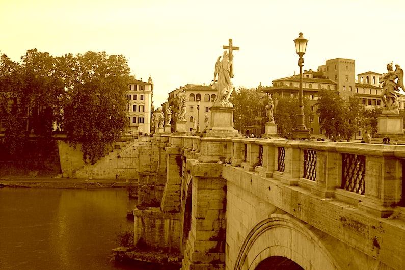 Roma Ponte Sant'Angelo