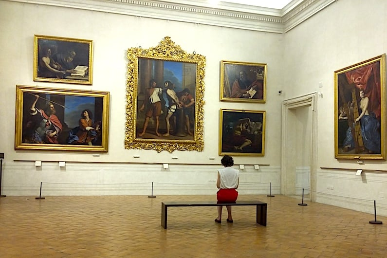 Roma Galleria Barberini