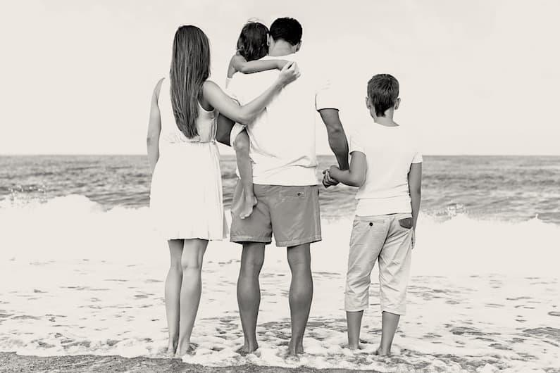 gruppo di famiglia