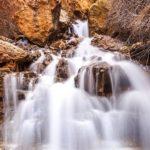 Cascata di acqua