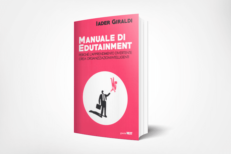 Copertina del libro Edutainment