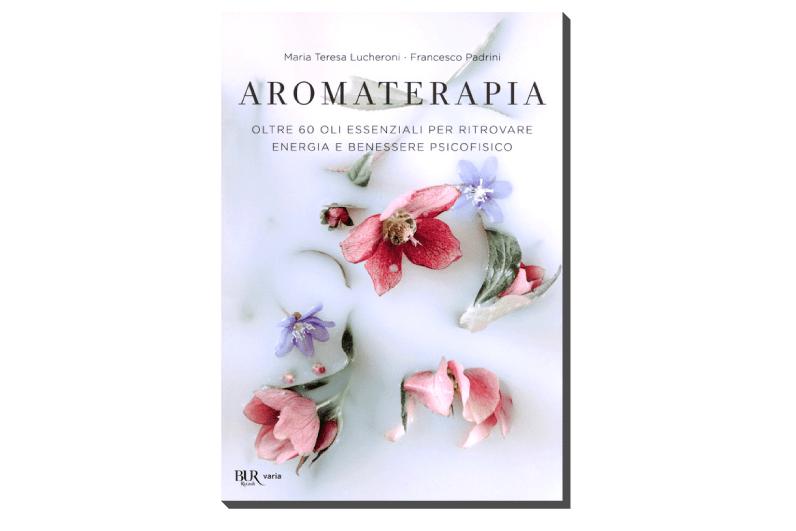 Copertina libro Aromaterapia