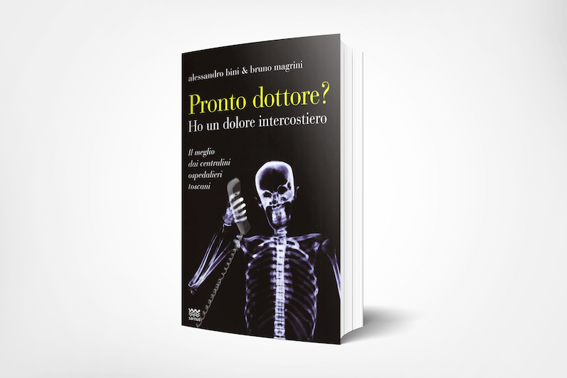 PRONTO, DOTTORE? HO UN DOLORE INTERCOSTIERO.