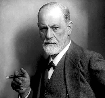 Sigmund Freud - ritratto