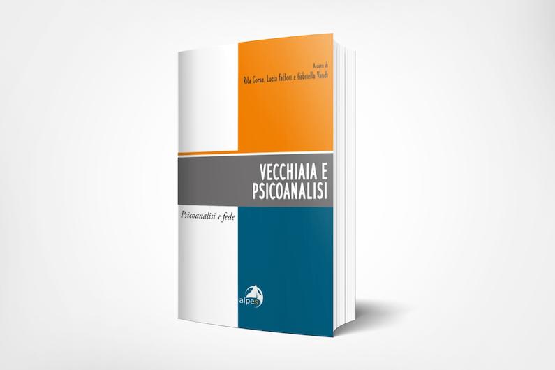 """Copertina del libro """"Vecchiaia e psicoanalisi"""""""